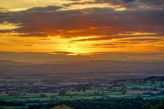 Sutton Bank Sunset (KopeX) Tags: sunset landscape evening sony yorkshire hdr highdynamicrange northyorkshire thirsk slt settingsun a77 suttonbank sonyalpha nathanreynolds kopex sal18250 sonya77 nreynolds