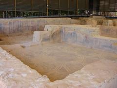 Mosaico Almedinilla grande (Rafael Jimnez) Tags: espaa archaeology andaluca spain cordoba crdoba arqueologa arteromano almedinilla aboutiberia