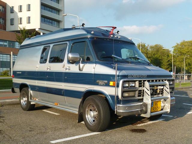 diesel 33 1993 chevy van
