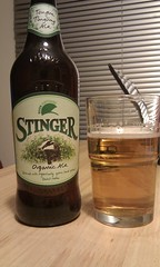 Stinger Ale (Pantera and Mateusz) Tags: birthday home beer bottle drink mark joy gift brewery dorset theo annabel brew westcountry tinkler rivercottage klemi thebadger