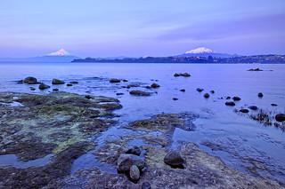 Dos volcanes - Puerto Varas (Chile)