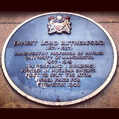Day 12 - Ernest Lord Rutherford (akhenatenator) Tags: manchester worth1000 rutherford