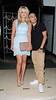 Emily Atack and Adam Deacon- London Fashion Week Spring/Summer 2013