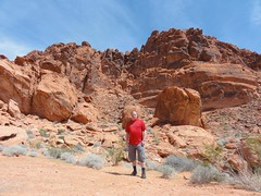 USA_Day08-Valley_Of_Fire_2_04 (Alf Igel) Tags: las vegas arizona usa america fire desert nevada valley indians amerika wüste indianer