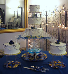 wedding cakes with fountains and bridges the world s newest photos of cake and swags flickr hive mind 26025