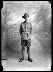 B46130_103 Private Rutherford Barker Clare (State Library of South Australia) Tags: soldier clare worldwari ww1 kia anzac aif killedinaction australianimperialforce statelibraryofsouthaustralia chamberlaincollection 10thinfantrybattalion centenaryofanzac
