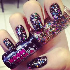 GlitterNails (Sara Moreira de Oliveira) Tags: black glitter nail preto hits unhas nailart brilho capricho esmaltes esmalte unhasdecoradas clubedoesmalte