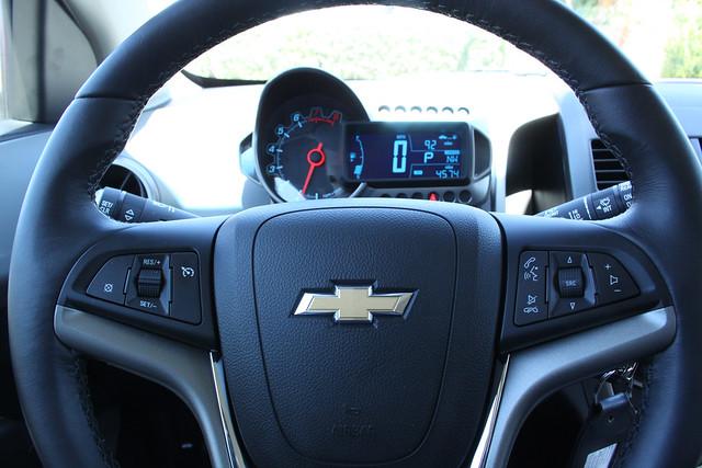 chevrolet sonic turbo 2012 hatchback ltz