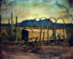 A Part of American History (stephgum32807) Tags: california arizona oregon colorado montana coveredwagon americanhistory photomix prairieschooner magicunicornverybest creativephotocafe