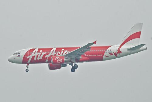 AirAsia Philippines Airbus A320-216; RP-C8191@HKG;05.08.2012/671ar