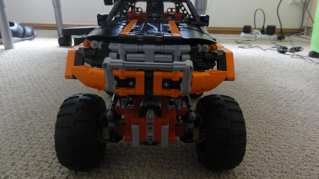 The Worlds Best Photos Of 4x4crawler And Technic Flickr Hive Mind