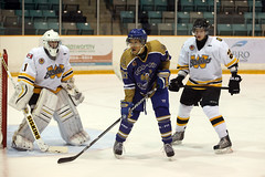 Caledonia Corvairs Sept 23 - 1s (Phil Armishaw) Tags: b copyright canada hockey phil junior profit caledonia 2012 oha ontaio corvairs armishaw