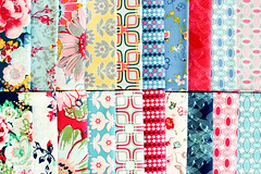 Giveaway: Floressence by Art Gallery (Jeni Baker) Tags: sewing fabric cotton quilting artgalleryfabrics floressence