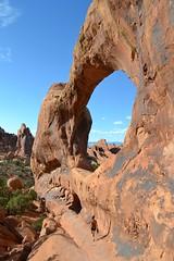 10 (cwgeorge23) Tags: utah moab archesnationalpark doubleoarch