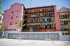 La Vida Podría Ser de Color Rosa_Lavapiés