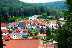 Little Village (Saskia Kempf) Tags: miniature dorf village little retro effekt miniatur miniatureffekt