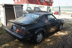 85 Ford Escort EXP