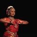 Indian Dance Bharatanatyam of a Indian Bharatanatyam