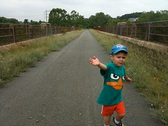Walk Bridge by 422