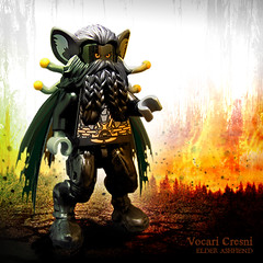 Vocari Cresni, Elder Ashfiend (Morgan190) Tags: halloween fire death scary october lego vampire hell bat creepy elder demon ash minifig custom dying fiend 2012 corruption m19 minifigure corrupted morgan19 mmmwhitespace