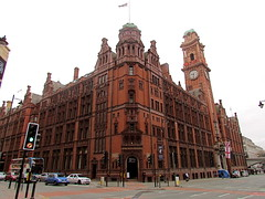 The Palace Hotel, Manchester (twiga_swala) Tags: uk england building english heritage architecture facade manchester hotel britain terracotta victorian palace historic british oxfordstreet mancunian