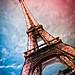 Viajes por Europa: París