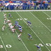 Eli Manning and the Giants in shot-gun