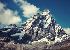 The Matterhorn? (Siejones) Tags: italy mountains matterhorn