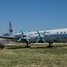 Ilyushin Il-18V at Budapest Airport