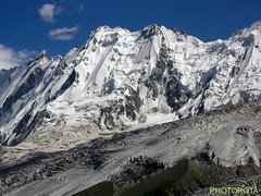 RAKAPOSHI MASSIF (PHOTOROTA) Tags: pakistan mountain nature landscape nikon flickr peak rakaposhi soe abid photorota