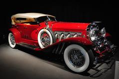 Duesenberg Model SJ (1935) (Dr.Frobenius) Tags: nikon d90 sigma1850f28 duesenberg louwmanmuseum car classic