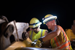 D6084_CM-364 (MoDOT Photos) Tags: nightworkzone modot i70 exitramp bycathymorrison d6084 maintenance concretereplacement heavyequipment safetygear harthats safetyglasses reflectiveshirts lights cones saw midway missouri