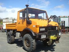 MB Unimog U1000 (Vehicle Tim) Tags: mercedes mb unimog lkw truck pritsche fahrzeug