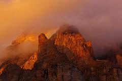 Bullah Peak: Golden light (Shahid Durrani) Tags: biafo glacier karakorams gilgit baltistan pakistan