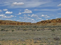 Chaco Culture National Historical Park (Jasperdo) Tags: chacoculturenationalhistoricalpark chacoculture nationalparkservice nps chacocanyon newmexico landscape scenery sky clouds