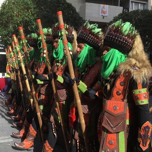 Fiestas #morosycristianos #villenafiestas16 @turismovillena @costablancaorg @igerscomunitat @igersalicante @igersspain #turismo #villena escuadras especiales