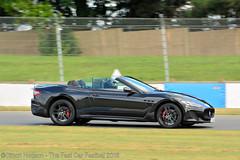 The Fast Car Festival 2016 - Maserati Gran Cabrio (Si 558) Tags: maserati gran turismo cabrio granturismo grancabrio maseratigranturismo