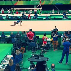 IMG_3790 (Mud Boy) Tags: teamusa brazil braziltrip brazilvacationwithjoyce riodejaneiro rio rioolympicarena rioolympicarenagymnastics rio2016 2016summerolympics summerolympics rioolympics2016 olympics gamesofthexxxiolympiad jogosolmpicosdeverode2016 gymnasticsartisticwomensindividualallaroundfinalga011 gymnasticsartisticwomensindividualallaroundfinal ga011 barraolympicpark thebarraolympicparkbrazilianportugueseparqueolmpicodabarraisaclusterofninesportingvenuesinbarradatijucainthewestzoneofriodejaneirobrazilthatwillbeusedforthe2016summerolympics parqueolmpicodabarra barradatijuca simoneariannebilesisanamericanartisticgymnastbilesisthe2016olympicindividualallaroundandvaultchampion simonebiles floorexercise competition favorite rio2016favorite riofacebookalbum riofavorite