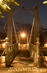 Infirmary Bridge (Ian Toms) Tags: greatglenway riverness nesswalk beginner scotland bridge river scotishhighlands rivercrossing bridgewalk infirmarybridge nessbank inverness nightshot nightphotography highlands night