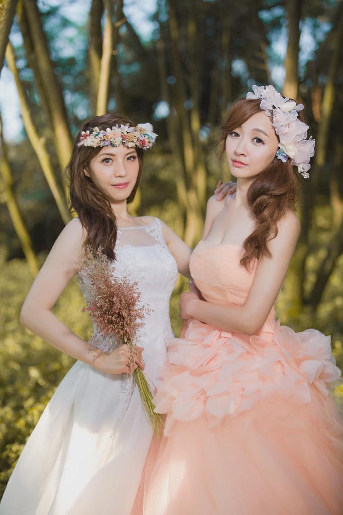台中婚紗,自助婚紗,自主婚紗,婚紗攝影,聚奎居,九天森林,閨蜜婚紗,婚攝,Wimi12