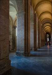 Saint Sernin - Toulouse (Paco CT) Tags: toulouse hautegaronne france fra church indoor light architecture romanesque pacoct 2016