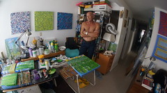 Naked Artist, Terry David Silvercloud, 16 Sept., 2016.  You must sign in and allow adult content to see my weenie.  DavidSilvercloud.Tumblr.com  SeriousThunder.Tumblr.com (Terry David Silvercloud) Tags: nakedmen nakedartist nakedselfie vancouvervisualartist terrydavidsilvercloud