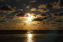 Holidays / Urlaub, lang ist es her (susanitakiel) Tags: ferien dnemark holidays denmark nordsee northsea sonnenuntergang
