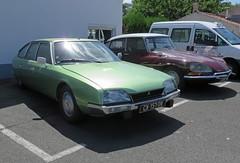 Garage Marchasseau Citroen CX and DS (Spottedlaurel) Tags: garage marchasseau citroen cx ds