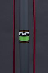 Track Pump, Matte Field Grey, Custom Green, Custom Gold (Baum Cycles) Tags: baum