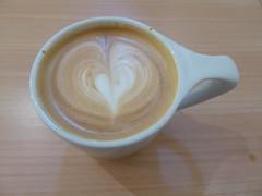 latte art, Bristol (duncan) Tags: bristol latte latteart caffelatte coffee