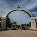 Chegando em Dadal, vila do Gengis Khan