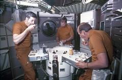 Atlas Collection Image (San Diego Air & Space Museum Archives) Tags: skylab joekerwin kerwin peteconrad conrad astronauts skylab2 weitz paulweitz pauljweitz