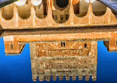 Alhambra Reflection (snap happy2) Tags: reflections spain alhambra bbcc commended