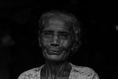 grandma (VioletHippie) Tags: malaysia borneo banting iban headhunter d750 fullframe nikon photo color ritratto